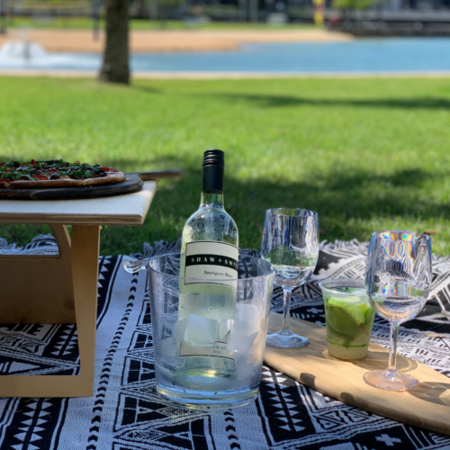 take away wine with a meal